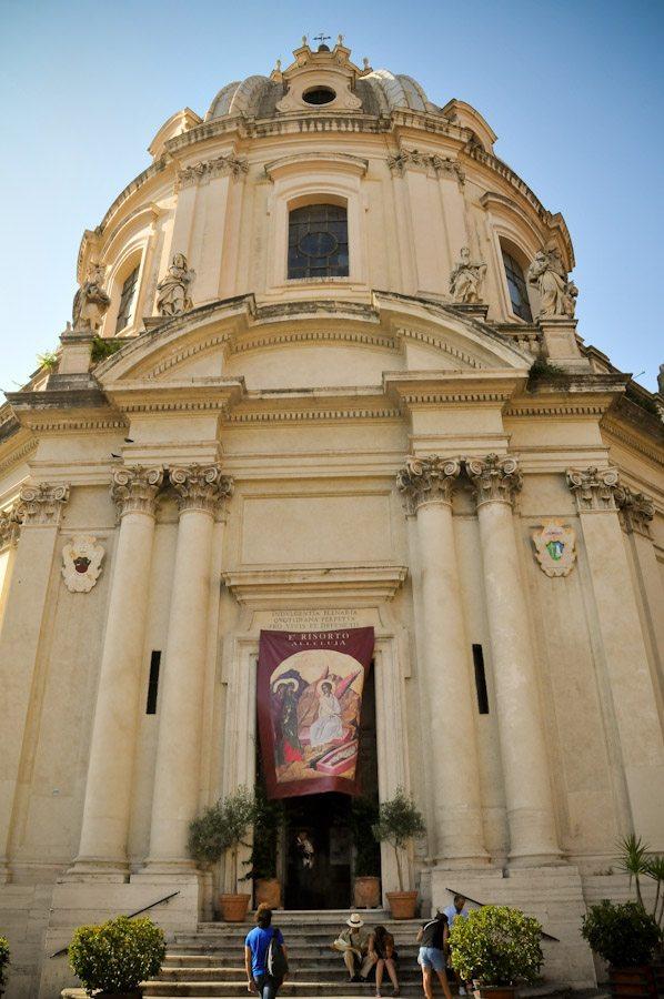 Chiesa del santissimo nome di Maria al Foro Triano