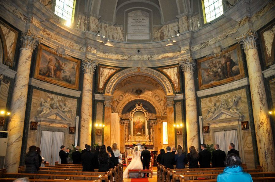 Catholic churches in Rome