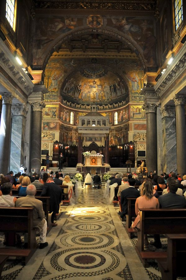 Santa Maria Basilica Trastevere