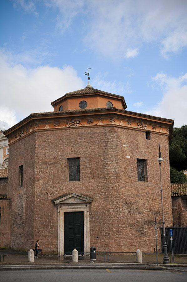 baptistry of St. Johns Lateran