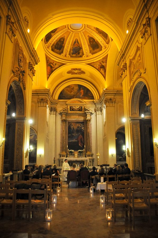 inside St.Isidores