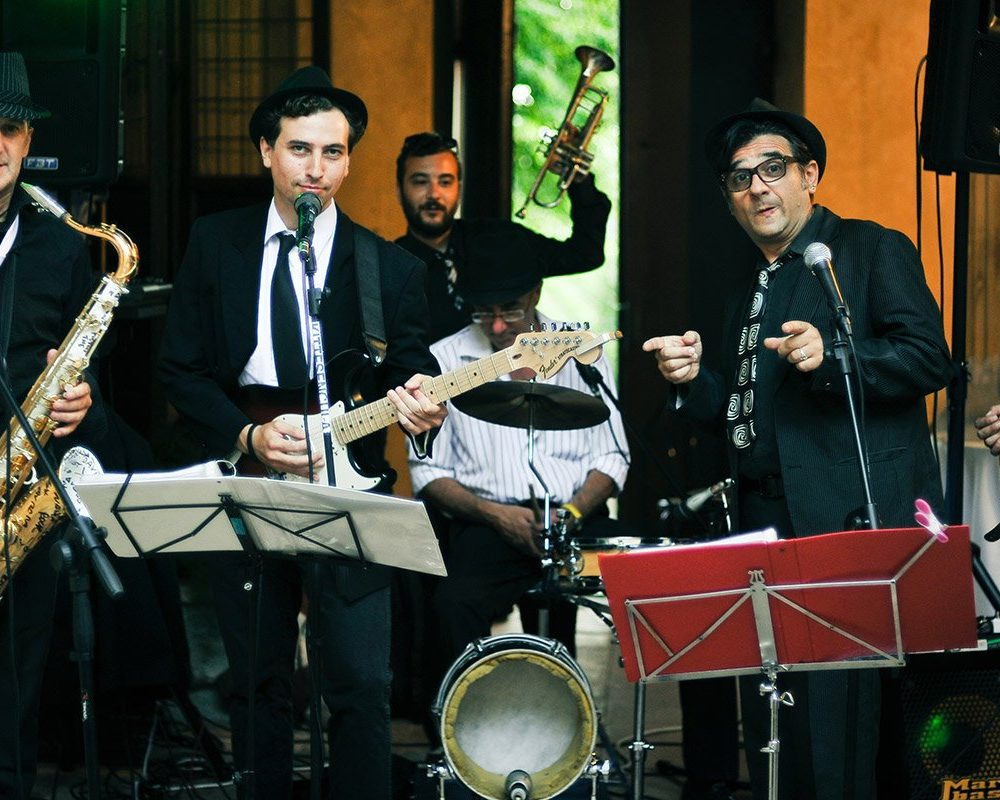 The Italian Wedding Band
