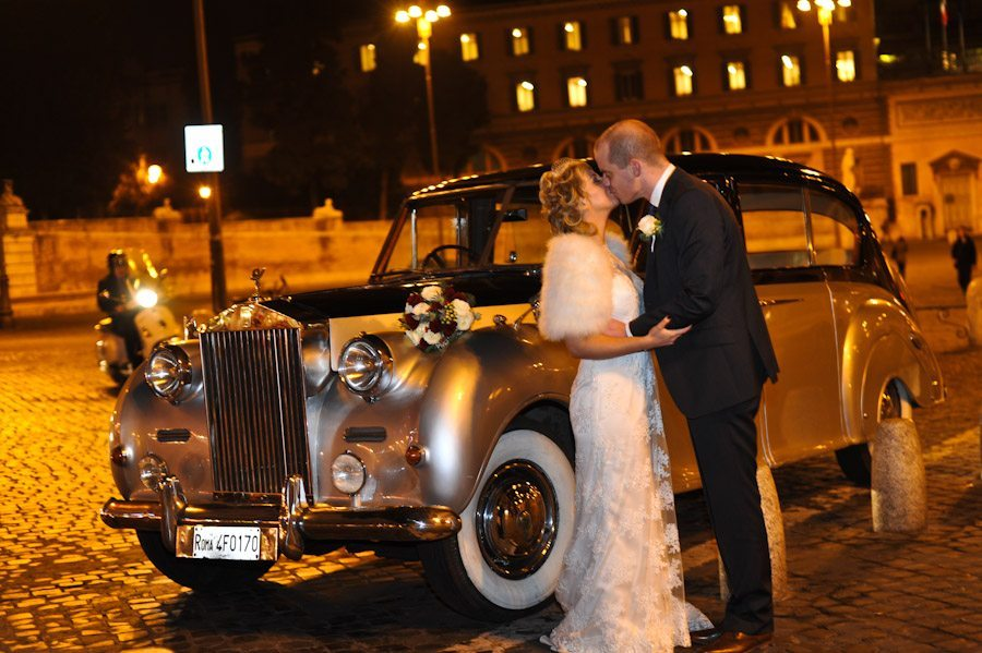 Wedding Cars in Rome
