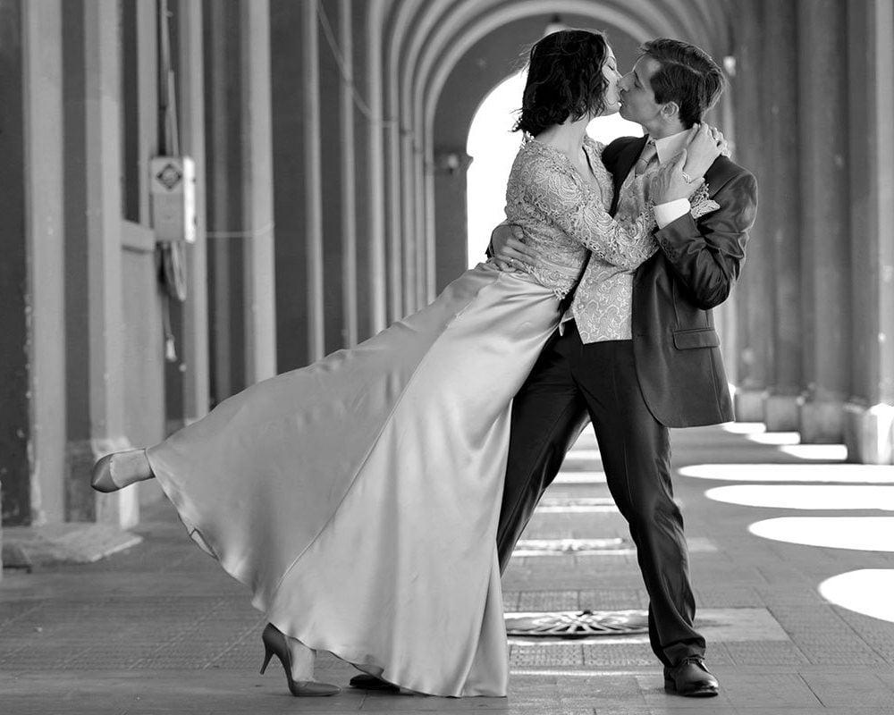 Estonia Wedding in Perugia Umbria