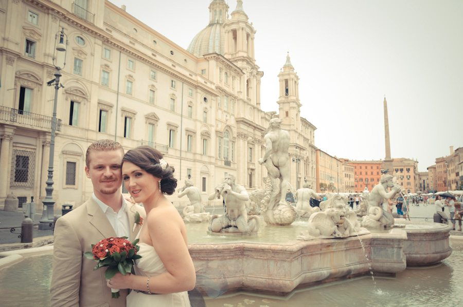 Wedding in Rome – Leah & Conor