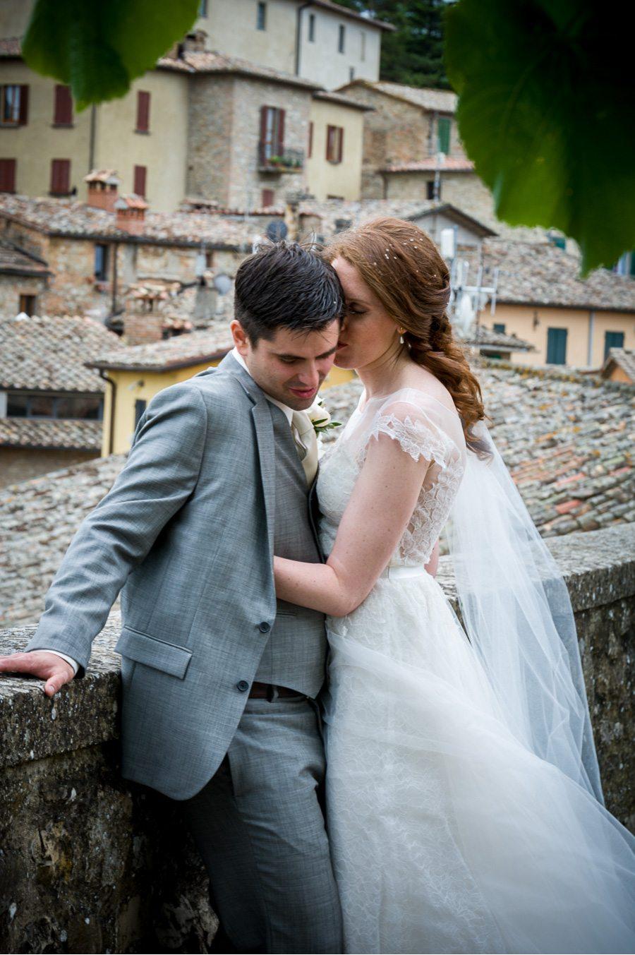 Wedding in Umbria – Jessica and Craig