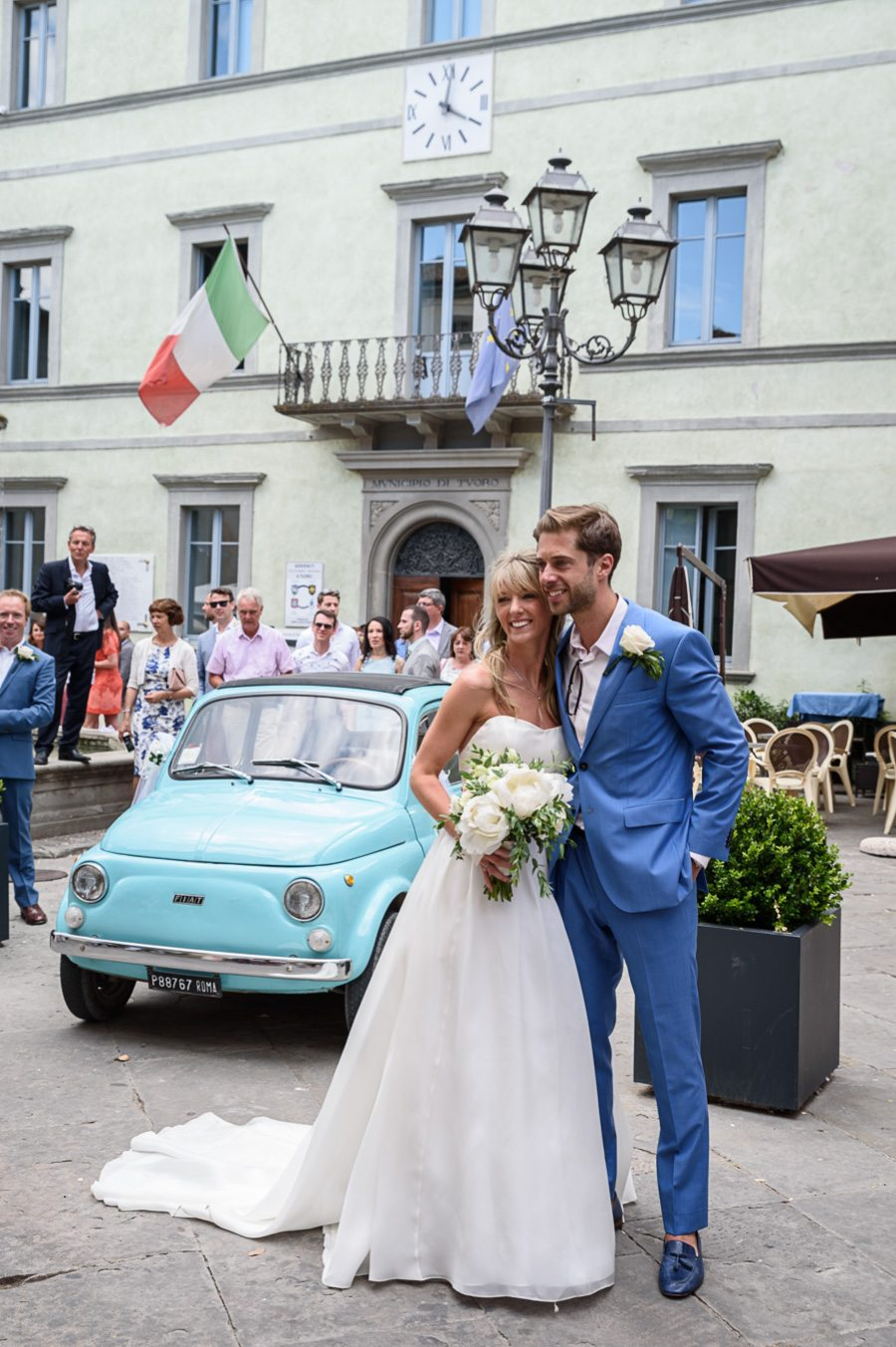 Wedding in Umbria – Louise and Daniel