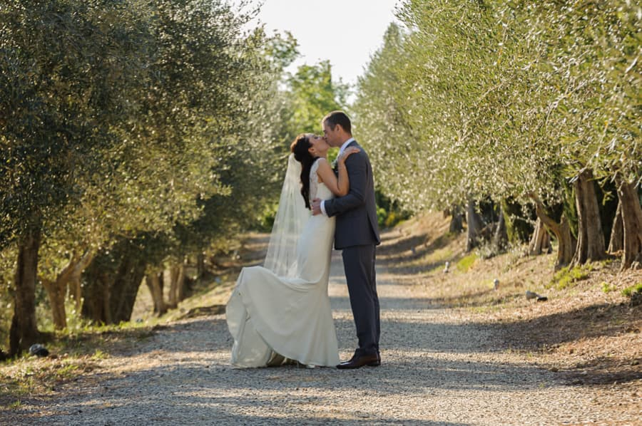 Paula and Eoin - Wedding in Montepulciano