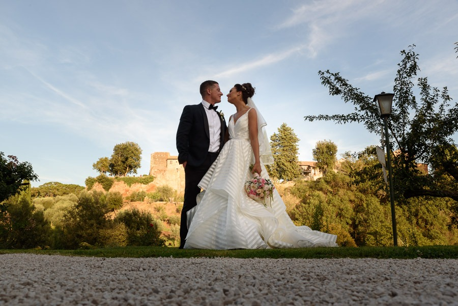 Erin and Hugo – Wedding at Borgo di Tragliata