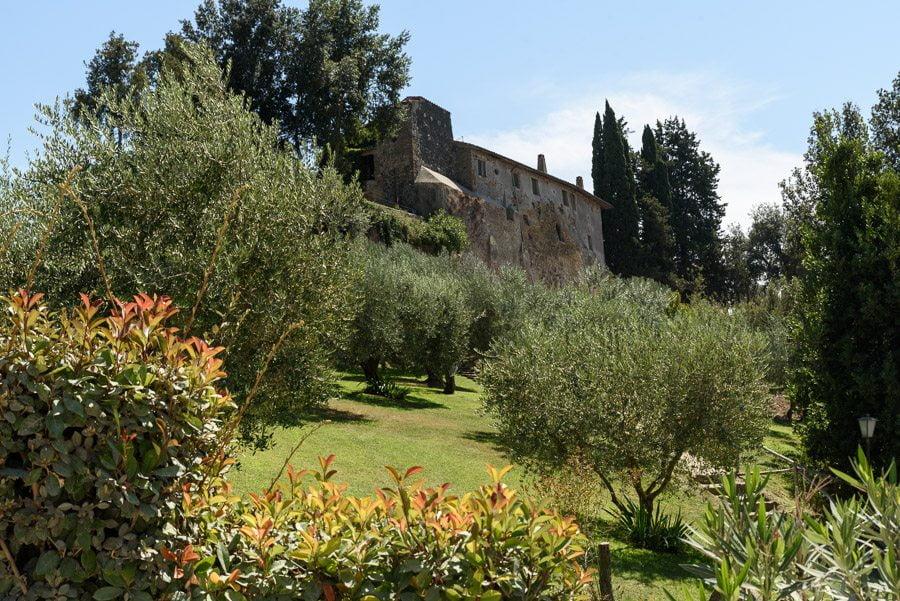 Borgo di Tragliata Rome wedding venue