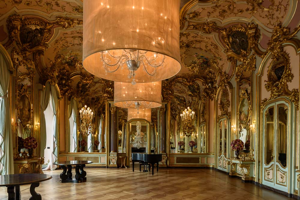 Villa Cora in Florence Italy