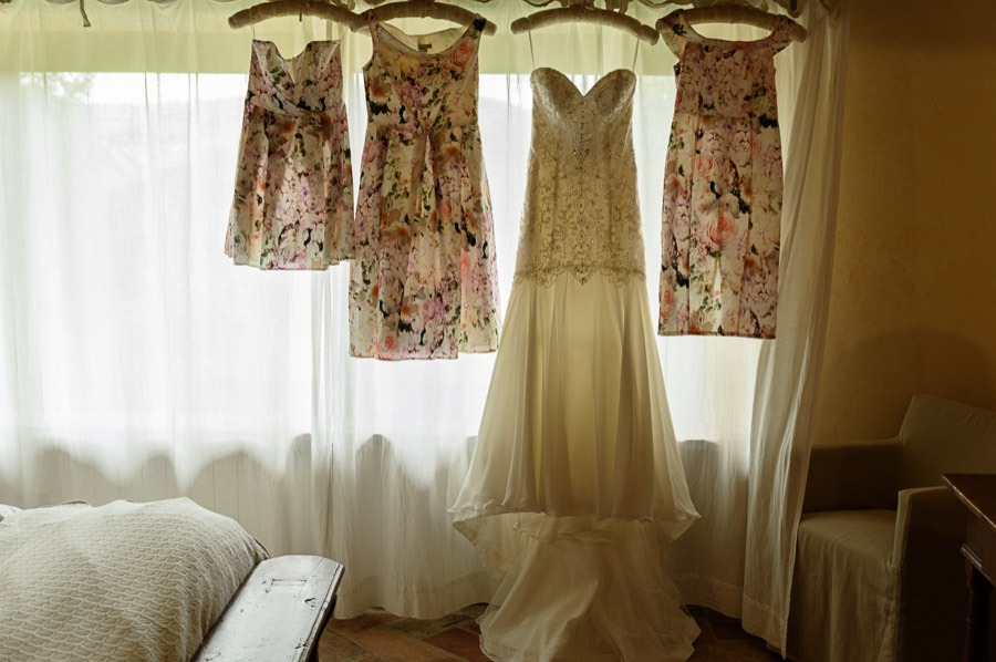 Wedding preparations getting ready for your wedding