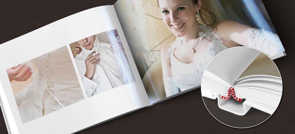 Exclusive Line Wedding Photo Book